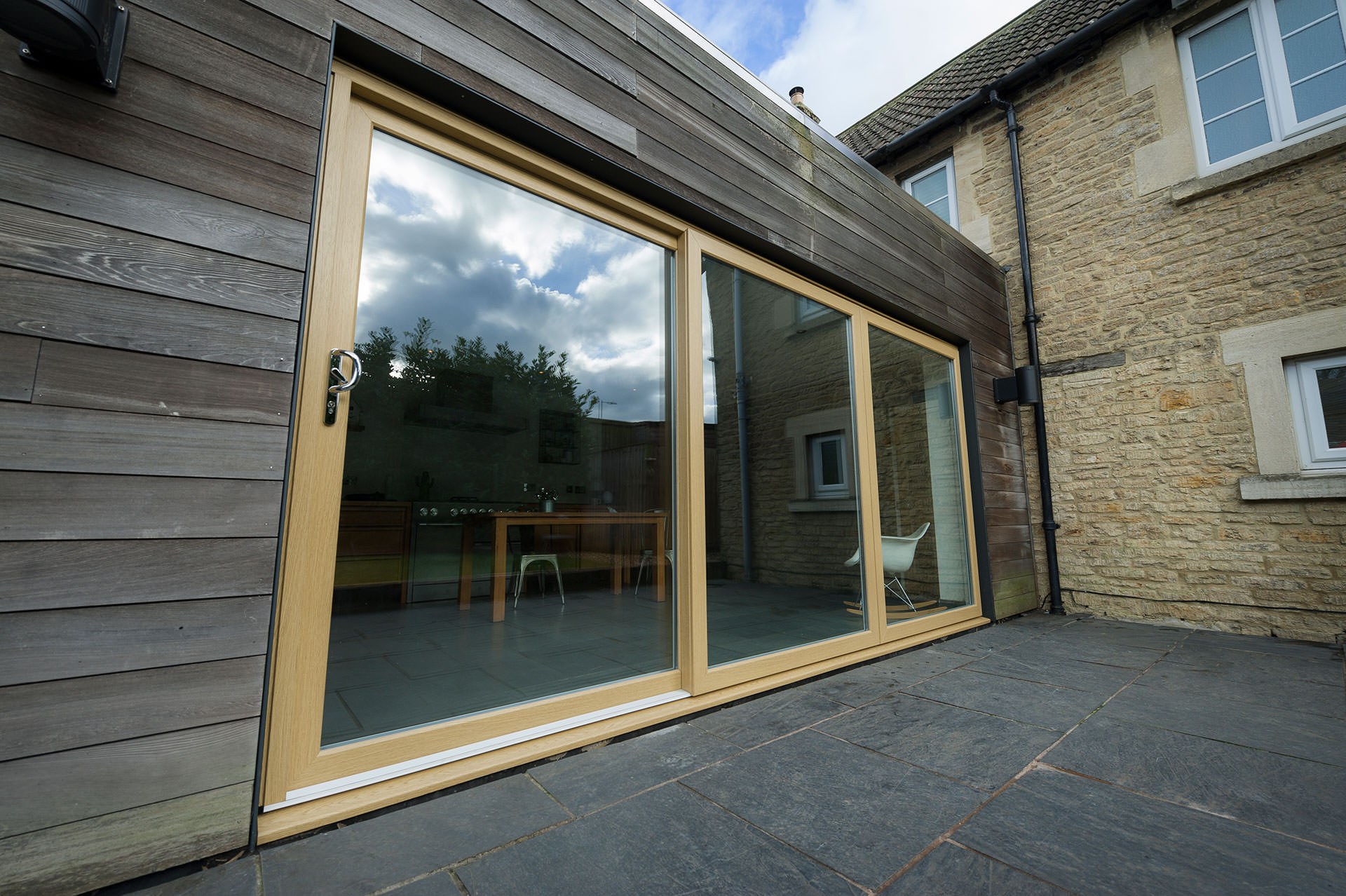 Flush Patio Doors