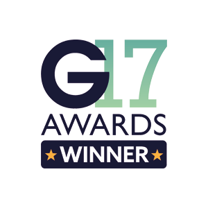 G17 Awards Winner