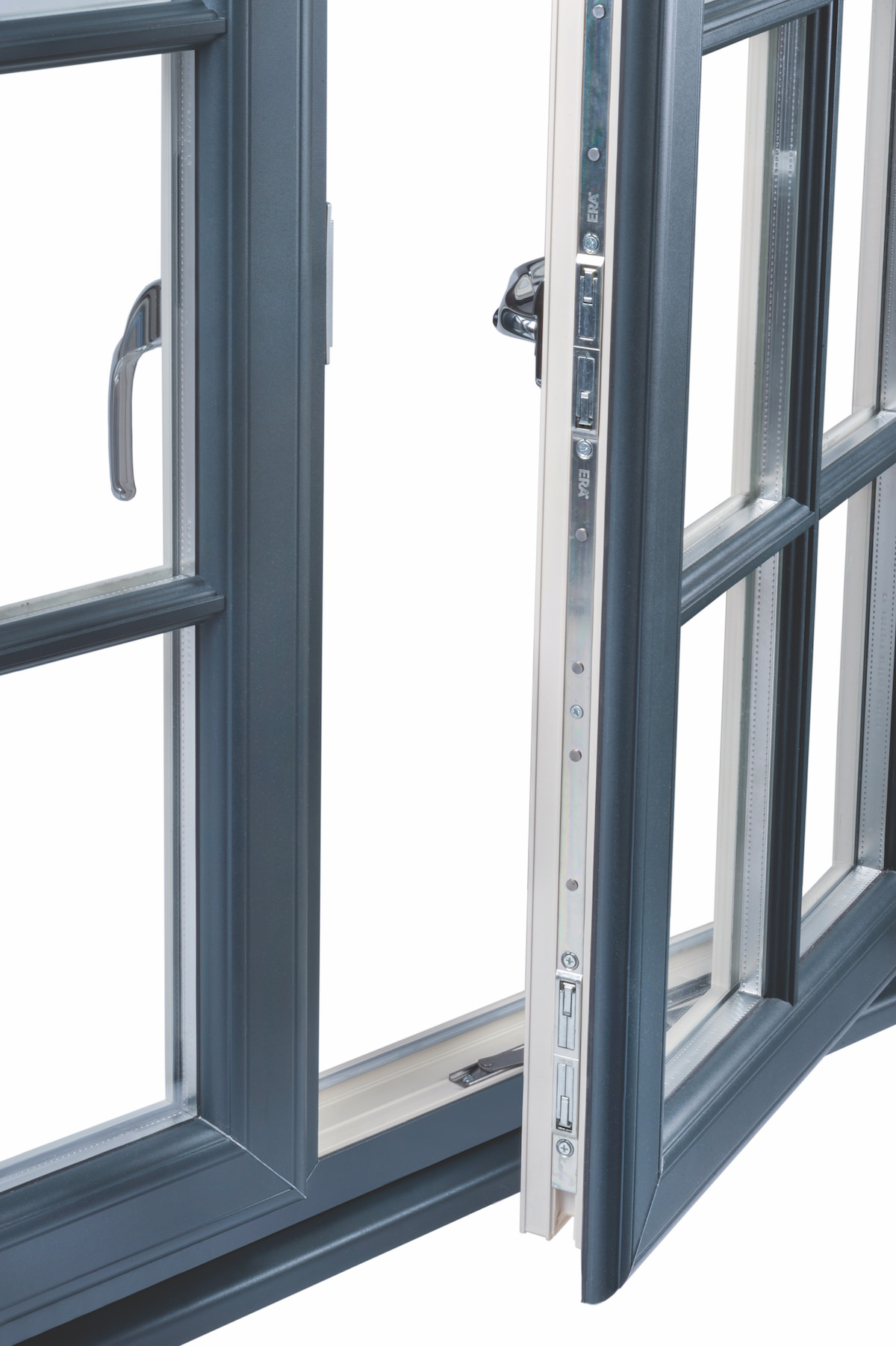 grey upvc window prices